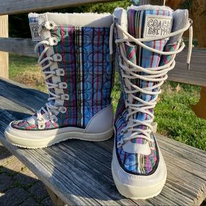 🌟HP 4/19🌟Coach Snow Boots